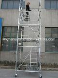 SGSは装飾のためにRinglockの足場タワーを修飾した