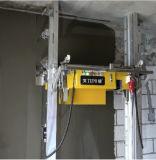 Parede automática original que emplastra a máquina da construção
