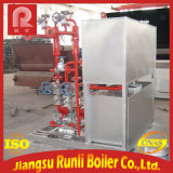 高性能アセンブルされた水管の電気暖房用石油のボイラー