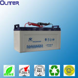 Gel Battery 12V100ah pour Solar Power System ou Street Light