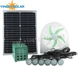 Solar Panel와 LED Lights 20W Small Soalr System로