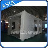 Garagem provisória inflável da cabine de pulverizador inflável da garagem provisória da pintura
