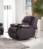 Sofá de couro da função da alta qualidade para o uso da sala de visitas