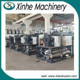 Perfil del PVC de la alta calidad y línea plásticos de madera de la máquina de la protuberancia