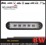 Indicatore luminoso esterno di superficie della griglia del montaggio LED con 18 reticoli istantanei