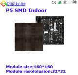 P5 schermo di visualizzazione Fullcolor dell'interno del LED dell'affitto 640*640 millimetro