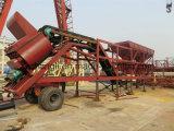 7월에 있는 Yhzs35 Small Mobile Concrete Plant Hot Sale