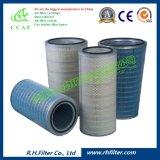 Cartucho del filtro de aire de la serie el derecho para el aire industrial limpio