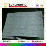 Card Making를 위한 Customized 도매 Layout FM1108 MIFARE Plus 2k Plus Se 1k Chip RFID Card Inlay