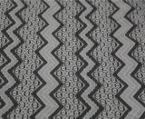 Type de vente neuf tissu élastique de l'onde 2016 de lacet de la France