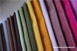 بوليستر يحاك مخمل أريكة قماش/بناء مع ألوان مختلفة