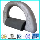 anel-D liso galvanizado 20t/25t/30t/36t/50t