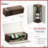 Singolo contenitore di vino di vendita calda quadrata (5712R6)