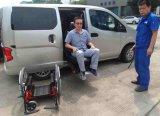 La nuova sede di automobile della parte girevole di stile di vendita calda trasporta con la sedia a rotelle per Van ed il furgoncino