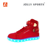 OEM New Style Fashion LED Light Comfort Chaussures de sport pour homme