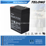 Vrla-AGM Rechargeable Power Battery (6V4ah)