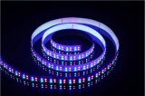 1210 lumière de bande flexible à haute densité de Strip-120 LEDs/M DEL