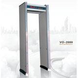 De hoge Gang van de Gevoeligheid door Detector vo-2000 van het Metaal