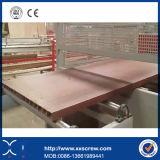 Chaîne de production d'extrusion de cadre de porte de WPC