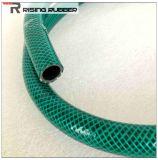 Tubo flessibile di giardino flessibile di rinforzo intrecciato fibra dell'acqua del PVC