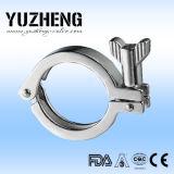 Yuzheng Marken-gesundheitliche Scheibe für Milchindustrie