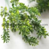 Пластмасса выходит цветок Aritificial для венчания/украшения домашних/сада (SF16925)