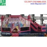 inflatable Bouncy Castleの小さい跳躍の城安い王女