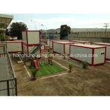 Wohnmobil-Kabine-expandierbares Behälter-Haus für Verkauf