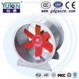 Ventilador axial industrial do duto de Yuton