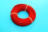 Calibre de diâmetro de fios do cabo 10 do silicone com UL3212