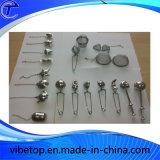 China-Großhandelsküche-Gerät-Metalltee-Sieb