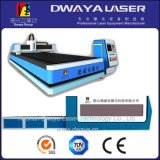 6020 1000W Exchange Table Fiber Laser Cutting Machine