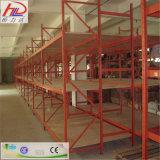 Shelving aprovado resistente do armazenamento do ISO para o armazém