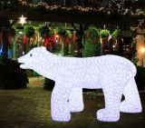 Il nuovo arrivo di Natale luce decorazione di festa LED del pupazzo di neve