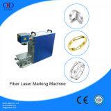 Портативная машина маркировки лазера волокна для логоса маркировки на нержавеющей стали