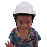 Bambini Safety Motorcycle/Bike Helmet per Head Protection