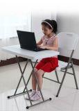 子供Plastic Folding Study Table Chair|ポータブルコンピュータの机の折りたたみ式テーブル|Foldable永続的な机