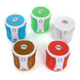 Mini Bluetooth Speaker con Mini Portable Wireless Support TF Card