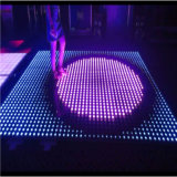 LED interactivo Dance Floor para el Pub, club