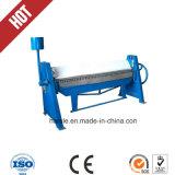 Máquina plegable manual de la producción caliente