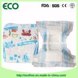 Un pannolino Premium del bambino di buona qualità del grado con capacità di assorbimento eccellente