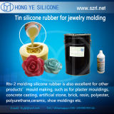 Jewelry Molds를 위한 명확한 Liquid Silicone Rubber