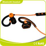 Voix annulant l'écouteur stéréo de Bluetooth de forme physique sans fil