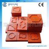 Machine de développement en pierre de galet pour le marbre et le granit