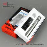 최신 Kanger Subvod Starter Kit 1300mAh Electronic Cigarette Kit