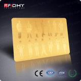 Carte principale sèche d'identification de proximité d'IDENTIFICATION RF de PVC pour la porte