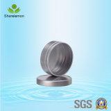 15g円形の銀製アルミニウム装飾的な容器のアルミニウムスパイスの瓶