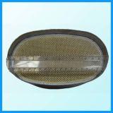 Convertidor catalítico del filtro diesel de la partícula del panal de la cerámica para la maquinaria general diesel