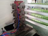 Die Herstellung Maschine des Kristallband-Scherblockes auf Band aufnehmen