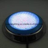Indicatori luminosi della piscina montati superficie subacquea del rifornimento LED della fabbrica dell'acciaio inossidabile 24W